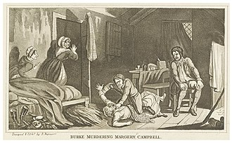Cadaver - Burke Murdering Margery Campbell