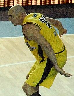 Irish basketball player