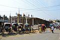 Bus Terminus under Construction - Ranihati-Amta Road - Amta - Howrah 2015-11-15 7168.JPG