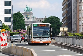 Image illustrative de l'article Autobus de Bruxelles