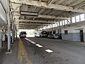 Busway interior at Lechmere station, August 2018.JPG