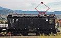 Butte, Anaconda and Pacific Railway - 47 electric boxcab locomotive (Anselmo Mine, Butte, Montana, USA).jpg