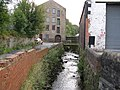 Butts Beck at West Close Road, Barnoldswick - geograph.org.uk - 1007867.jpg