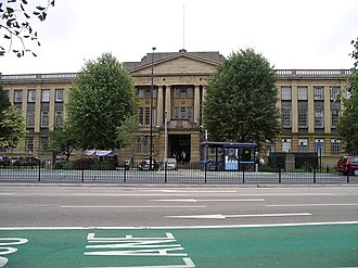 City College Coventry - The former Butts site of City College Coventry and the former home of the Coventry Technical College