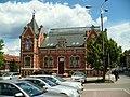 Bydgoszcz-fasada frontowa pałacyku Lloyda.JPG