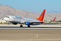 C-FTOH - B738 - Sunwing Airlines