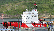 CCGS Terry Fox, Coast Guard Heavy Icebreaker