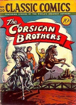 CC No 20 Corsican Brothers