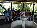 CEE WikiCamp 2015, Wikiexpedition, Arabati Baba Teke, Group photo, 01.JPG