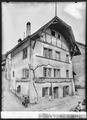 CH-NB - Lucens, Maison Viret, vue d'ensemble extérieure - Collection Max van Berchem - EAD-7352.tif
