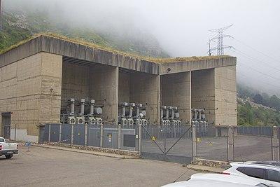 Picture of Central Hidroelèctrica Estany Gento-Sallente