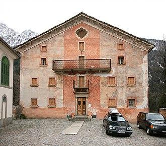 Stampa - Image: CH Coltura Palazzo Castelmur 1