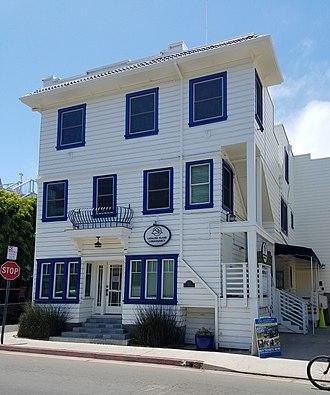 Catalina Island Conservancy - Catalina Island Conservancy's location at 125 Clarissa Ave. in Avalon on Catalina Island.