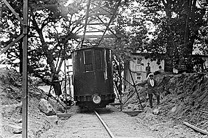 Pelham Park and City Island Railway - Image: CIRR Monorail External