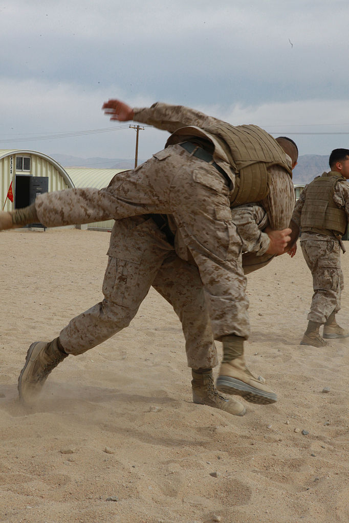 File CLB 6 Marine Corps Martial Arts Program MCMAP 130505 M ZB219
