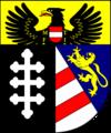 COA archbishop SI Balant Jozef.png