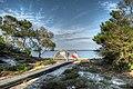 Cabin View - St Joseph Pennsula State Park - panoramio.jpg