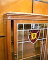 Cabinet in the anteroom of the Chief Justice's Chambers, Old Supreme Court Building, Singapore - 20080801-01a.JPG
