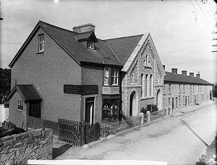 Caersalem House, Llanddulas (Dinb)
