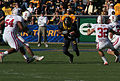 Jahvid Best running the ball against Stanford in the 111th Big Game (2008)