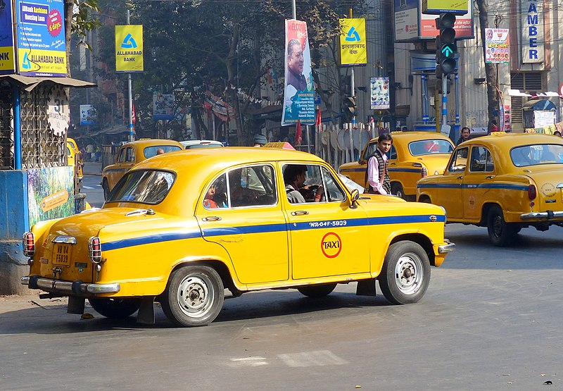 File:Calcutta Taxi (14653125248).jpg