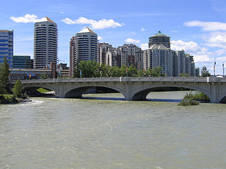 Downtown West End, Calgary - Condominiums in the Downtown West End