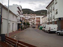 Calle Pablo Iglesias (La Puerta de Segura).JPG