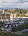 Calton Hill from Edinburgh Castle (6258019712).jpg