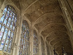 Cambridge King's College Chapel Vault.jpg