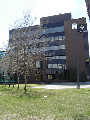 Cameco -  Head office
