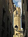Campanar de Santa Àgata, Baixada de Santa Clara.jpg