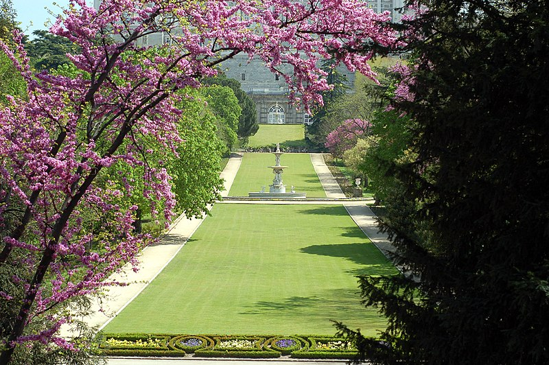 File campo del moro madrid wikimedia commons for Jardines 29 madrid
