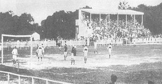 Ceará - Campo do Prado in 1927