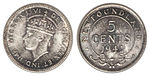 Canada Newfoundland George VI 5 Cents 1941C.jpg