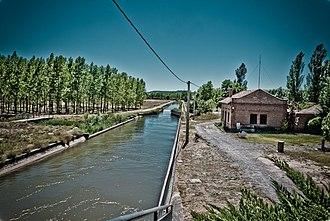 Canal de Castilla - Canal of Castile