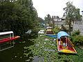 Canal en el Barrio de la Santísima Trinidad Chililico.JPG