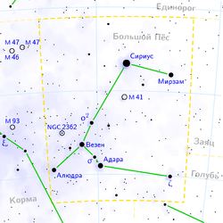 Canis major constellation map ru lite.png
