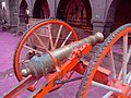 Cannon at Jyotiba Temple 02.jpg
