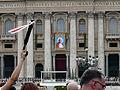 Canonizing Pope John Paul II - Vatican City (9611375434) (2).jpg
