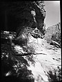 Canyon Overlook Trail - prefabricated steel bridge in place. ; ZION Museum and Archives Image 008 08 005 ; ZION 10210 (1cfa066024654159a078a3ae3d25bb49).jpg