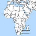 Cape Parrot, range.png