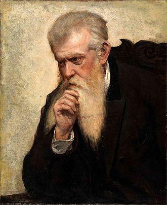 George Wheeler (explorer) - Portrait by Alice Pike Barney