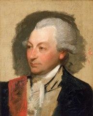 Captain Sir John Jervis, 1735-1823