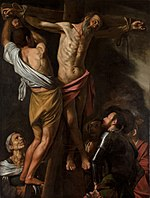 Caravaggio - The Crucifixion of Saint Andrew - Post-Restoration.jpg