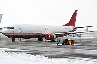 LZ-CGU - B734 - European Air Transport