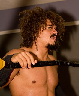 Carly Colón Puerto Rican professional wrestler