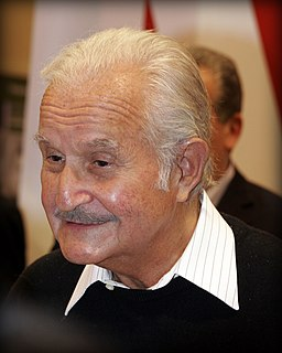 Carlos Fuentes, Paris - Mar 2009 (7)