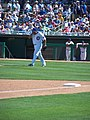 Carlos Zambrano heads to the mound (3497736564).jpg