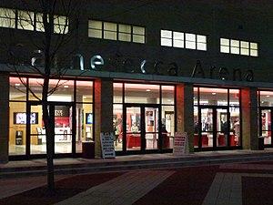 Carnesecca Arena - Image: Carnesecca Arena