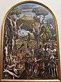 Carpaccio, crocifissione e apoteosi dei diecimila martiri del monte ararat, 1515, da s.antonio di castello 01.JPG
